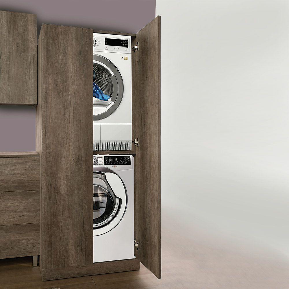 Colonna lavatrice asciugatrice